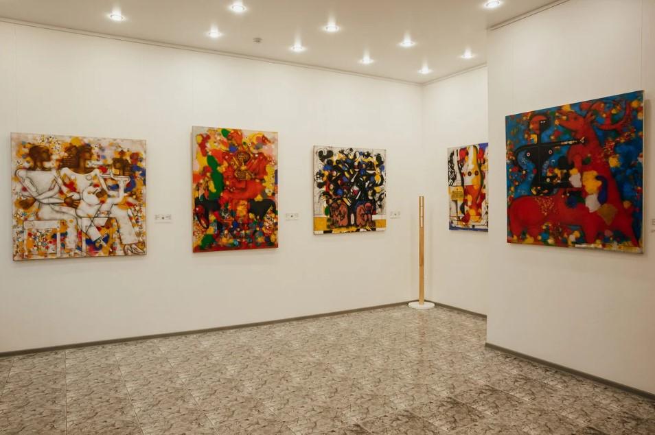 галерея картин Art-town